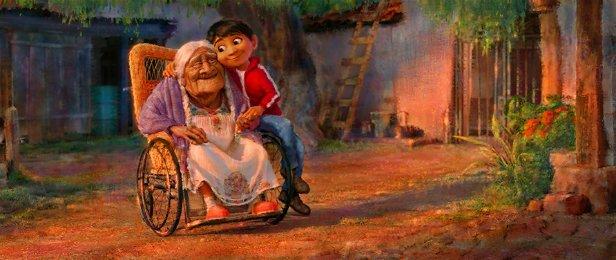 Новые подробности мультфильма студии Pixar «Коко»