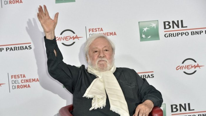 Паоло Вилладжо на Римском кинофестивале, 2015 год | Источник: Rex / Fotodom.ru