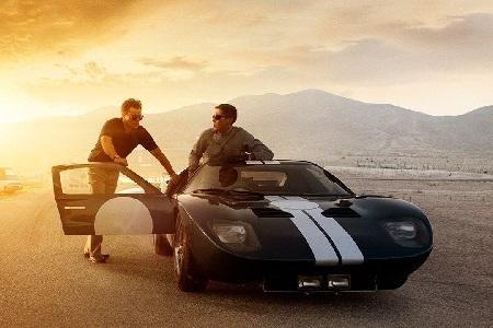 «Ford против Ferrari» лидирует, новые «Ангелы Чарли» провалились
