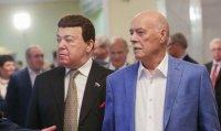 Депутаты Госдумы предложили назвать новые ледоколы именами Говорухина и Кобзона