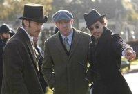 Warner Bros. собрала для «Шерлока Холмса 3» целую «сценарную комнату»