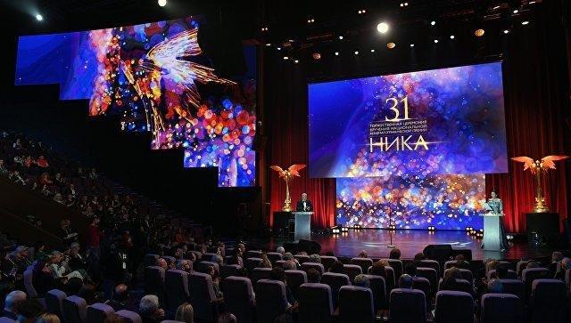 В Москве прошла церемония награждения премии «Ника»