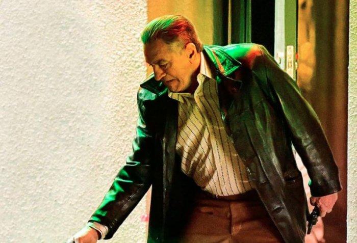 Омоложенные Роберт Де Ниро и Аль Пачино займут половину «Ирландца». По слухам, картина выйдет в октябре