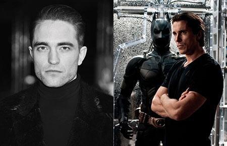 Кристиан Бейл считает, что из Роберта Паттинсона получится хороший Бэтмен