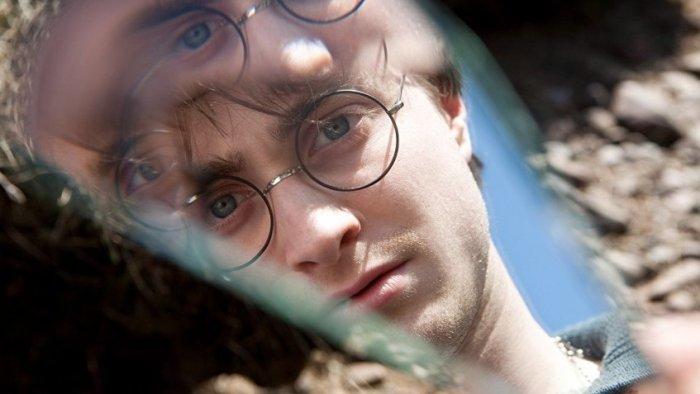 Дэниэл Рэдклифф в образе Гарри Поттера | Источник: РИА Новости
