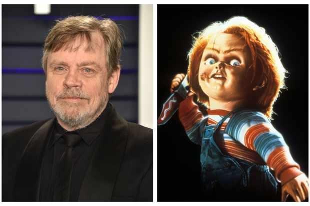 Марк Хэмилл озвучит куклу Чаки в новых «Детских играх»