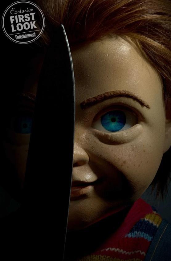 Продюсеры ремейка «Детских игр» представили новую куклу Чаки