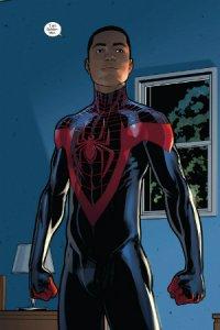 Майлз Моралес заявлен протагонистом мультбастера «Человек-паук»