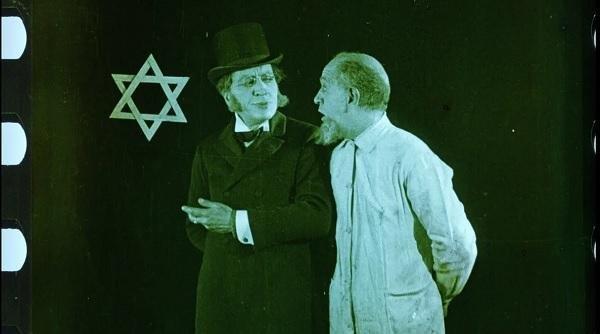 В Москве покажут скандальный немой фильм «Город без евреев»