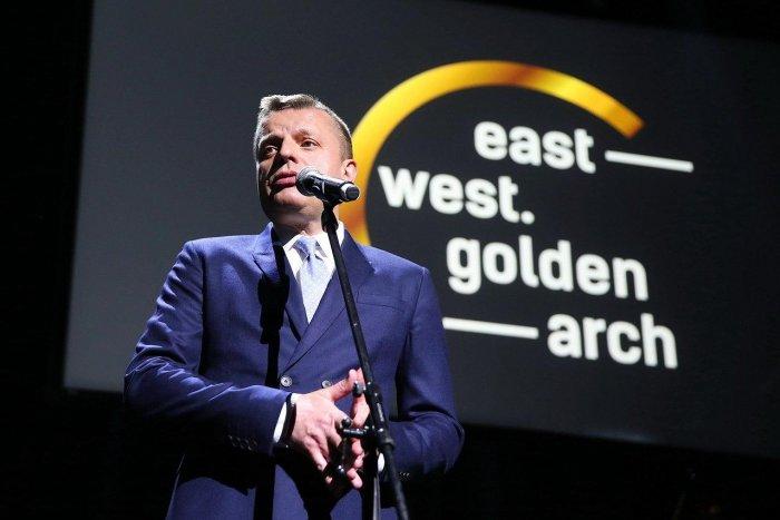 Стали известны победители премии «Восток-Запад. Золотая арка»