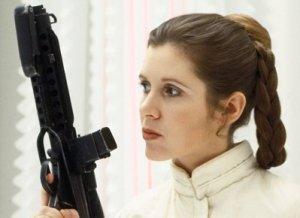 Кэрри Фишер появится в девятом эпизоде «Звездных войн»