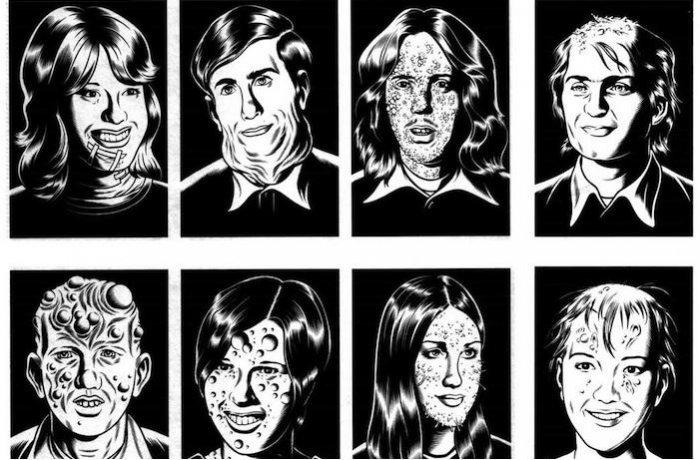 Режиссер «Наркотика» экранизирует графический роман «Черная дыра»