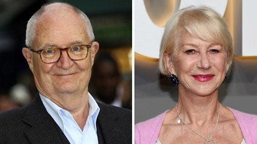 Джим Бродбент и Хелен Миррен сыграют в комедии о краже картины Гойи