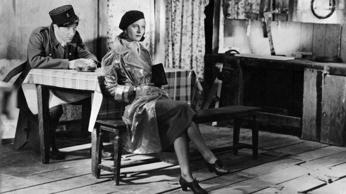 Мишель Морган в фильме «Набережная туманов», 1938 год | Источник: Rex / Fotodom.ru