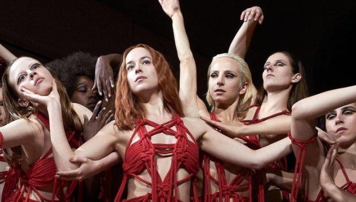 """Хлоэ Грейс Морец: «Нагота в """"Суспирии"""" очень вдохновляющая, в ней совсем нет вуайеризма»"""