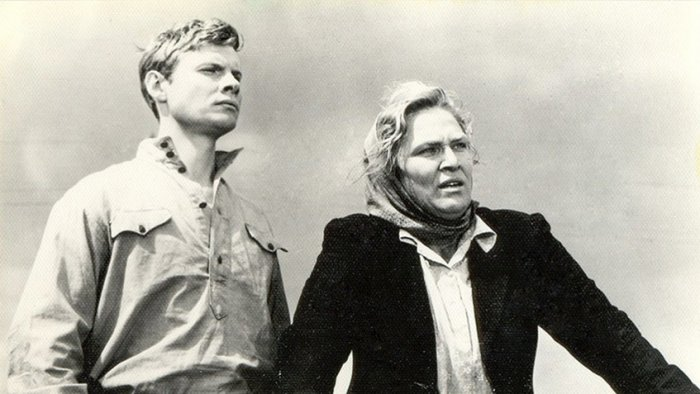 Кадр из фильма «Бабье царство», 1967 год