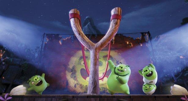 «Angry Birds в кино» сместил «Первого мстителя» с вершины чарта