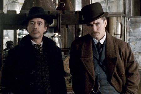 «Шерлок Холмс 3» задерживается на целый год