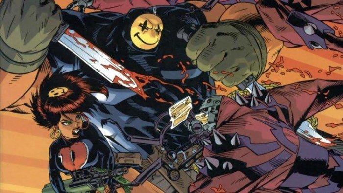 Дэйв Батиста сыграет в экранизации «самого противоречивого комикса 1990-х»