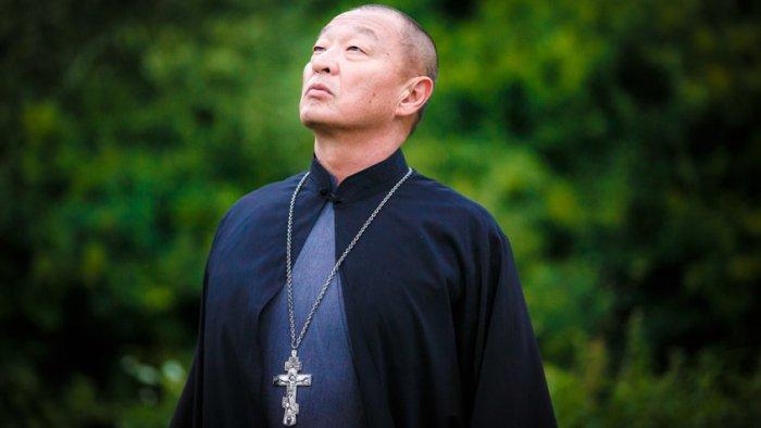 Кэри-Хироюки Тагава в фильме «Иерей-сан. Исповедь самурая»