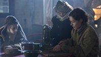 Прилучный и Лядова снимаются в фильме про войну: первые кадры