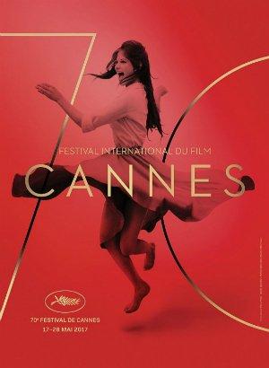 Официальный постер 70-го Каннского кинофестиваля
