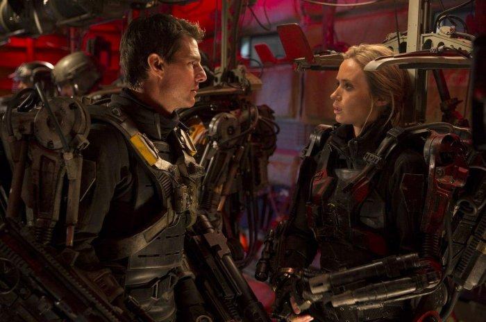 Том Круз и Эмили Блант вернутся в сиквеле «Грани будущего»