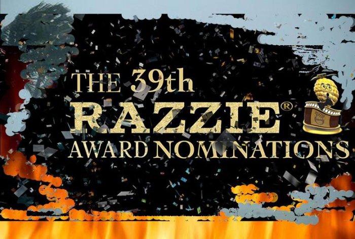 «Золотая малина-2019»: объявлены номинанты на антипремию