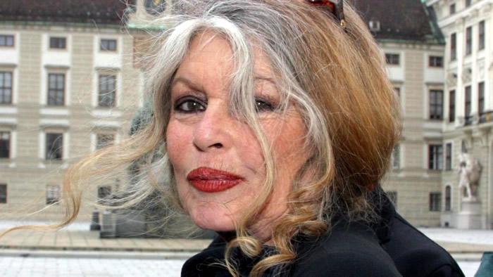 83-летняя Брижит Бардо