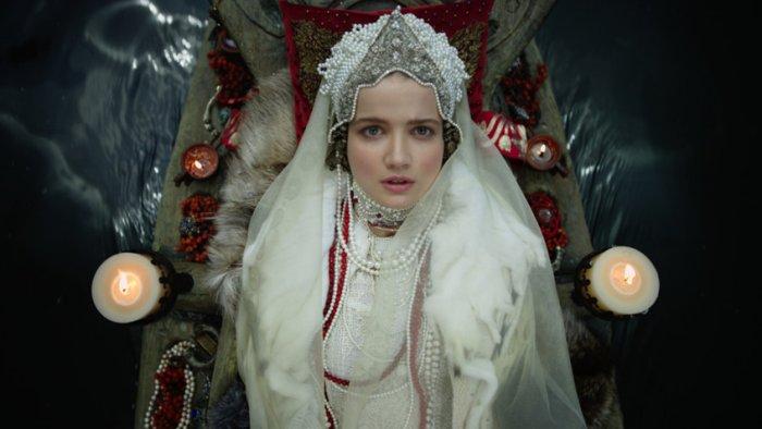 Кадр из фильма «Он — дракон»