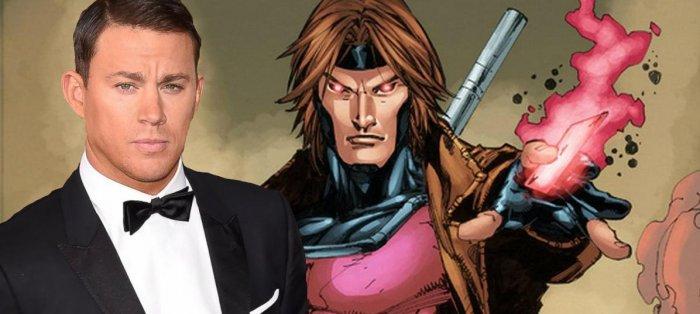 Ченнинг Татум рассказал о «Гамбите» на Comic-Con