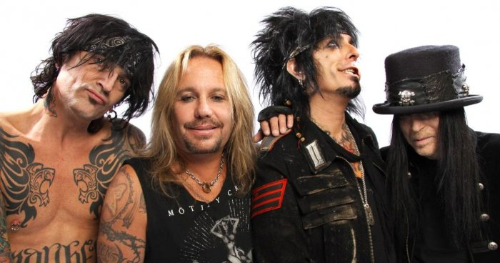 Netflix нашел актеров на роли членов Mötley Crüe