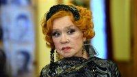 Вера Алентова отмечает 75-летие