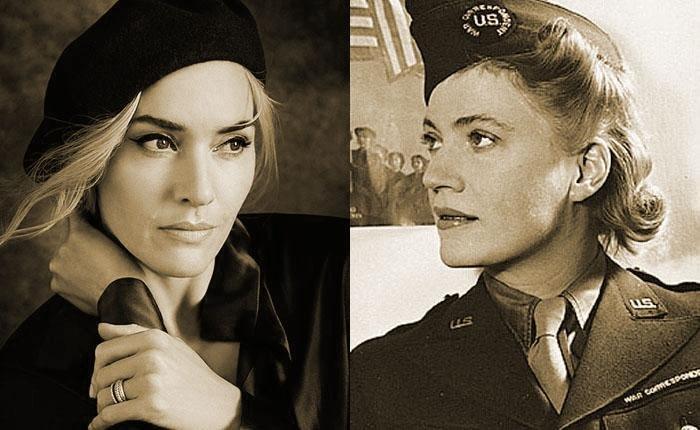 Кейт Уинслет сыграет военного фотографа Ли Миллер