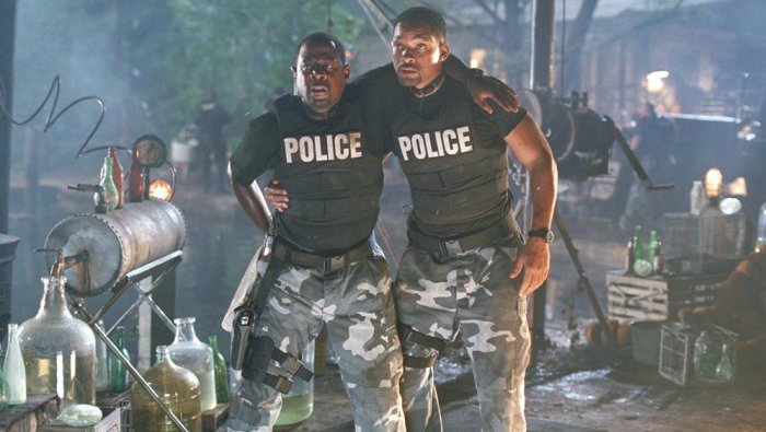Sony объявила дату выхода «Плохих парней 3»