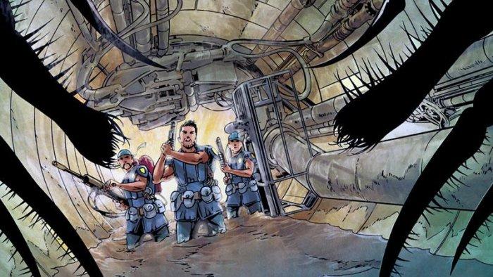 Comic-Con: Комикс о мутантах из канализации перенесут на большой экран
