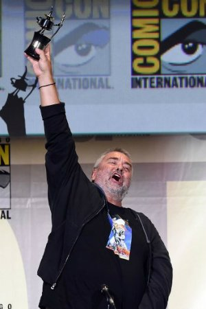 Comic-Con: «Валерьян и город тысячи планет» Люка Бессона