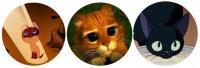 Мяу-мяу и цап-царап: самые умилительные коты из кино
