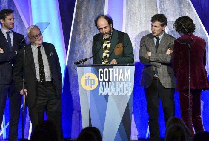 Gotham Awards: лучшей независимой картиной года признана драма «Зови меня своим именем»