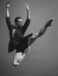 Звезда балета Сергей Полунин дебютирует в Голливуде