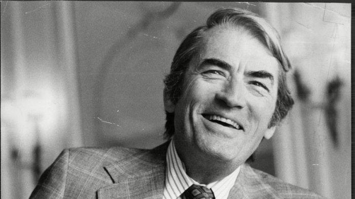 Грегори Пек, 1974 год