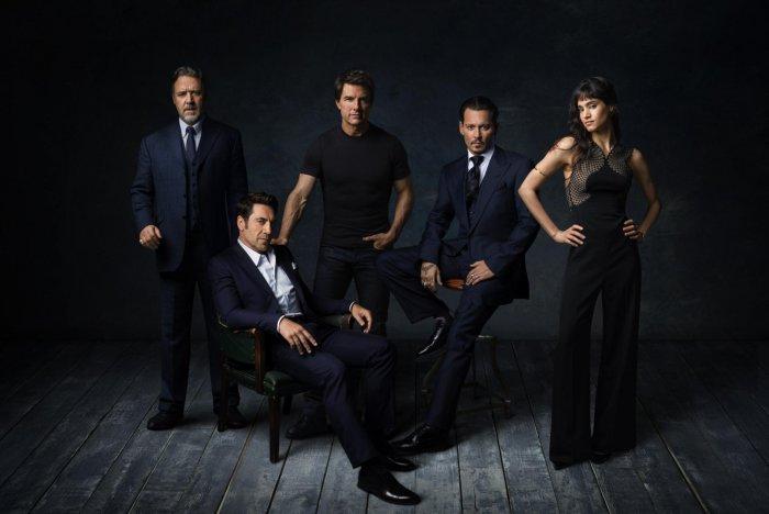 Universal Pictures объявила начало «Темной вселенной»