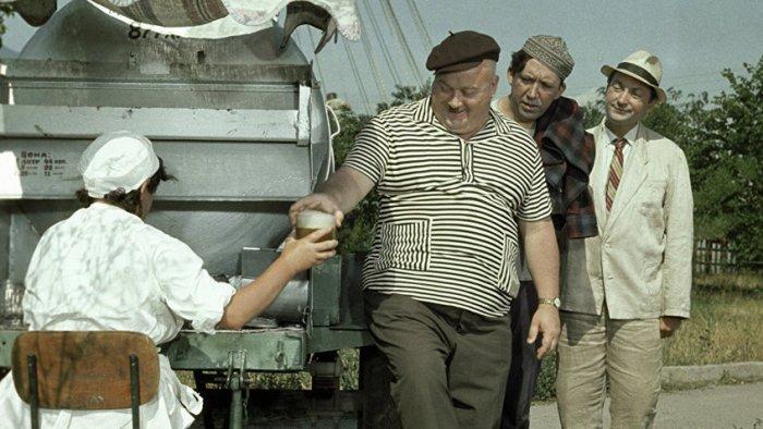Кадр из фильма «Кавказская пленница» | Источник: РИА Новости