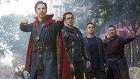 На Московском кинофестивале покажут все части «Мстителей»