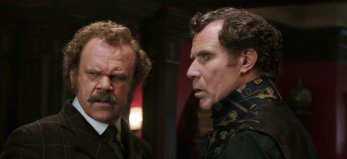 Фильм «Холмс и Ватсон» получил рейтинг 0% на RottenTomatoes
