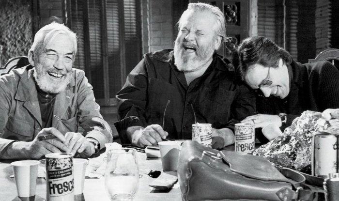 Американские кинематографисты посмотрели последний фильм Орсона Уэллса