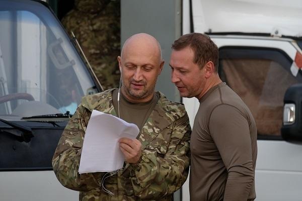 Начались съемки фильма Олега Погодина с рабочим названием «Сирийская соната»