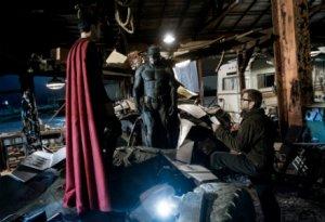 Зак Снайдер — о режиссёрской версии «Бэтмена против Супермена»