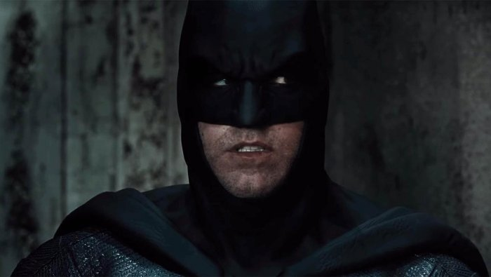 Бен Аффлек больше не Бэтмен?