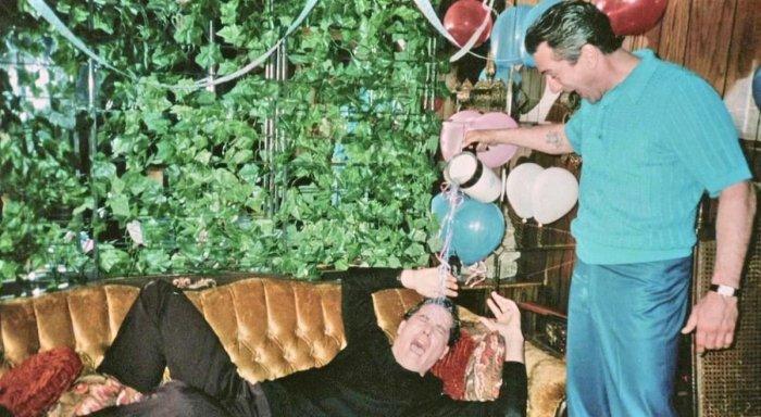 В сети появились кадры со съемок «Славных парней» – гангстерской киноклассики Мартина Скорсезе
